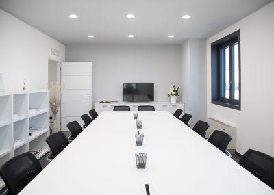 Sala riunioni della ditta COIM Srl