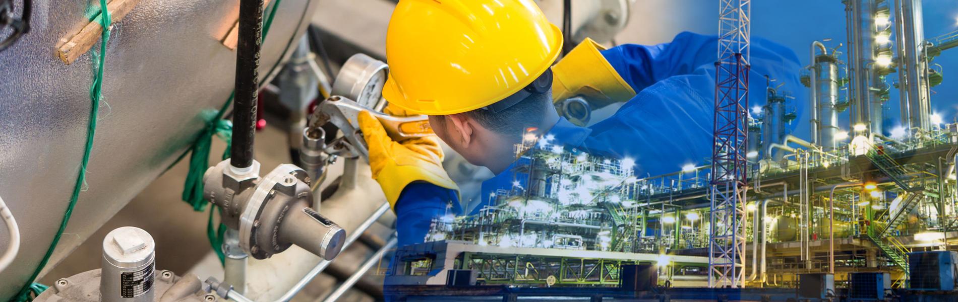 Manutenzione Impianti Industriali - Servizio di manutenzione H24 | Industrial Installations Maintenance