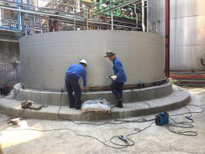 Posa impianti industriali | COIM Srl