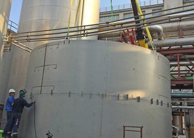 Edificazione impianti industriali | COIM Srl