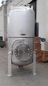 Serbatoio per uso industriale | COIM Srl