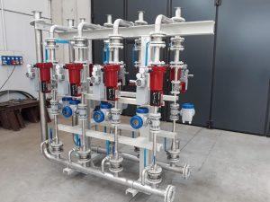 Produzione sistemi industriali | COIM Srl
